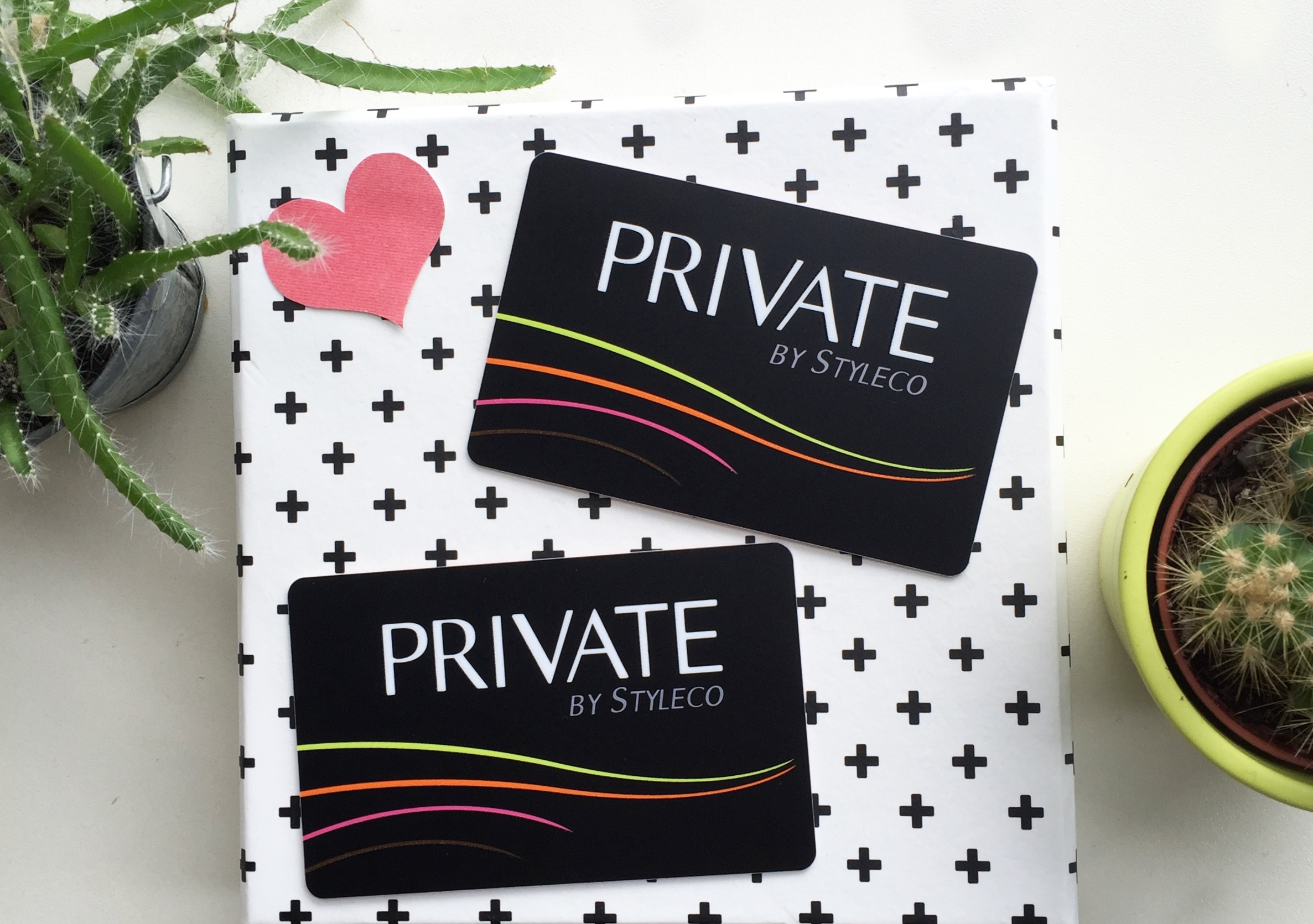 Cartes private Styleco