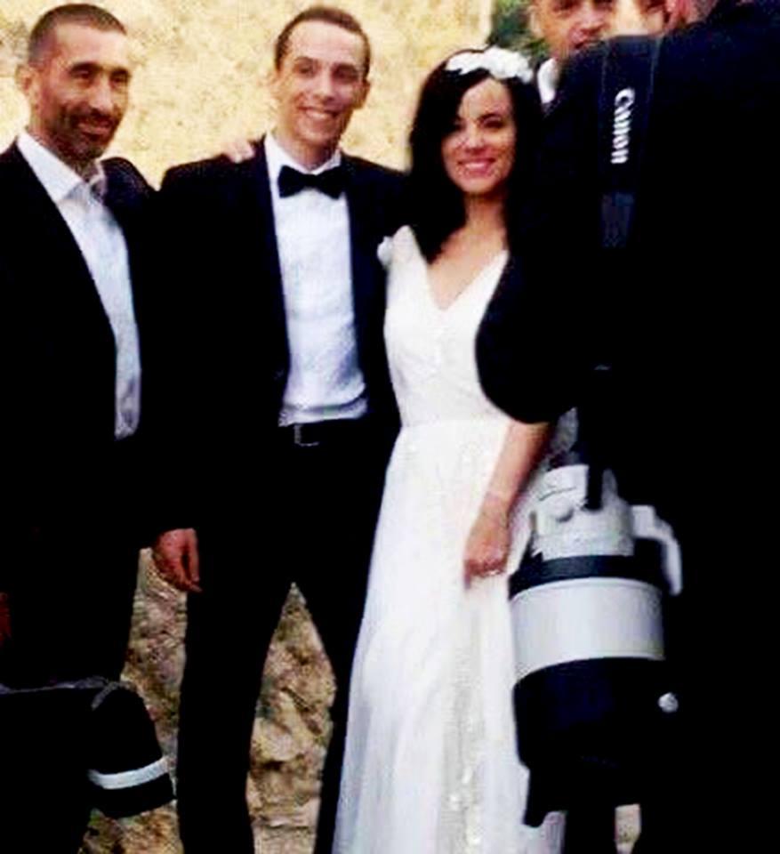 Alizée et Grégoire Lyonnet mariés : Découvrez les photos de leur mariage