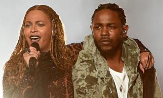 BET Awards 2016:L'incroyable performance de Beyoncé et Kendrick Lamar sur «Freedom»