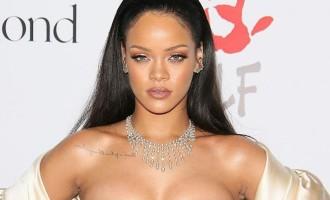 Rihanna:La vidéo très sexy de ses fesses