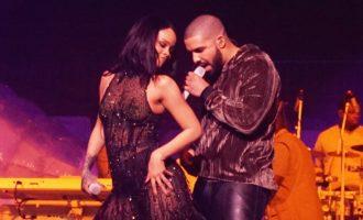 Rihanna:Secrètement en couple avec Drake?