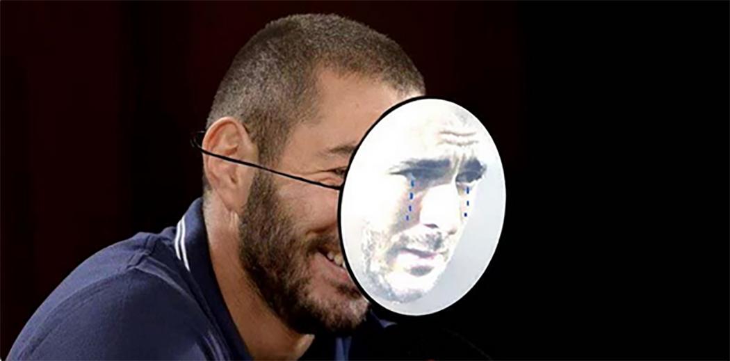 Euro 2016 : Les internautes ironisent sur la réaction d'après-match de Karim Benzema