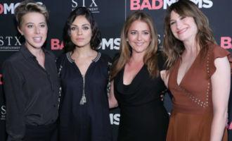 Mila Kunis enceinte:Baby bump en vue!