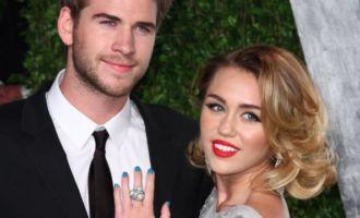 Miley Cyrus secrètement mariée avec Liam Hensworth?
