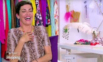 Les Reines du Shopping:Une candidate aux looks improbables provoque l'hilarité générale