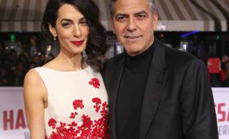 George Clooney, papa à 55 ans?Sa femme Amal attendrait un heureux événement!