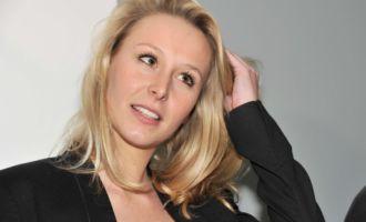 Le montage de Marion Maréchal Le Pen dans une caserne fait mourir de rire le Web!