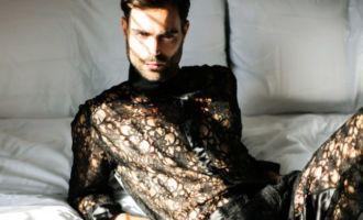 Une marque lance les sous-vêtements en dentelle pour homme