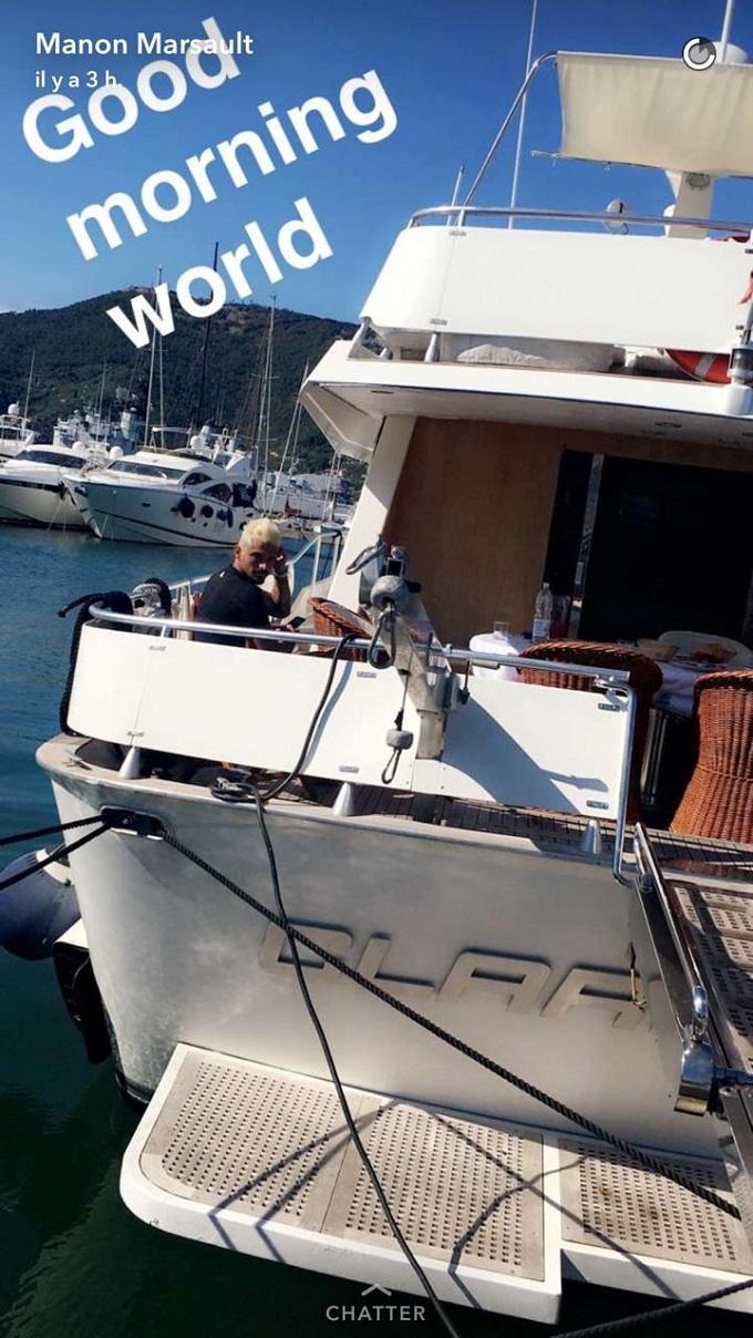 #LMLCvsMONDE : Manon fait une très belle surprise à Julien