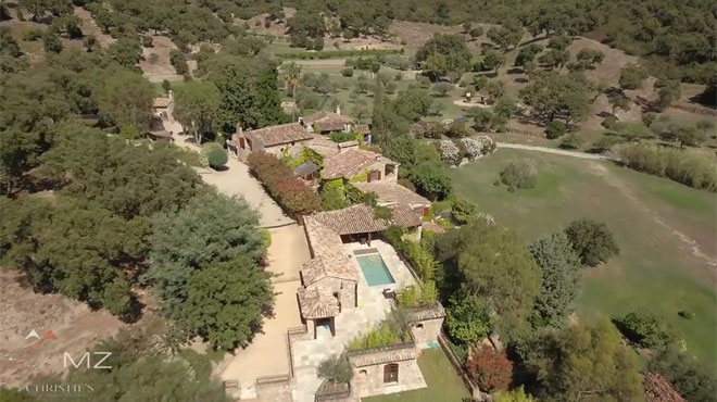 Johnny depp les incroyables images de sa maison - Maison de johnny depp ...