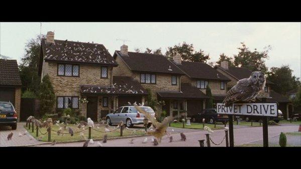 Harry Potter: La maison culte des Dursley est à vendre