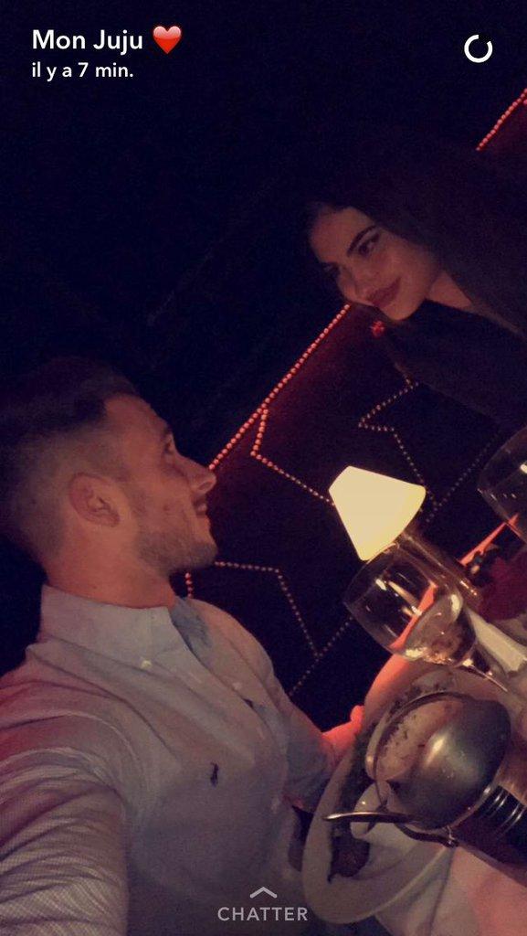 #SS10: Julien s'affiche enfin en compagnie de sa véritable (et sublime !) petite amie