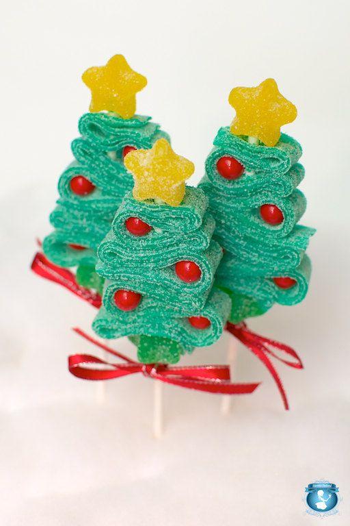 Sapin de Noël bonbons