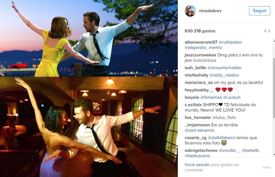 Nina Dobrev à nouveau en couple ?