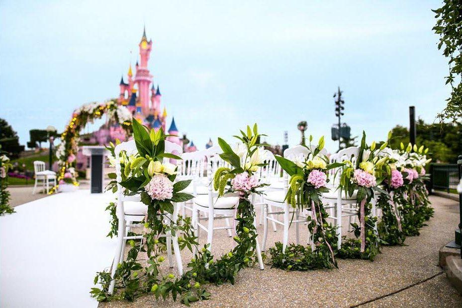 Se marier à Disneyland Paris est désormais possible !