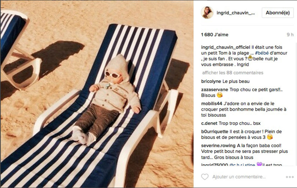 Instagram Ingrid Chauvin
