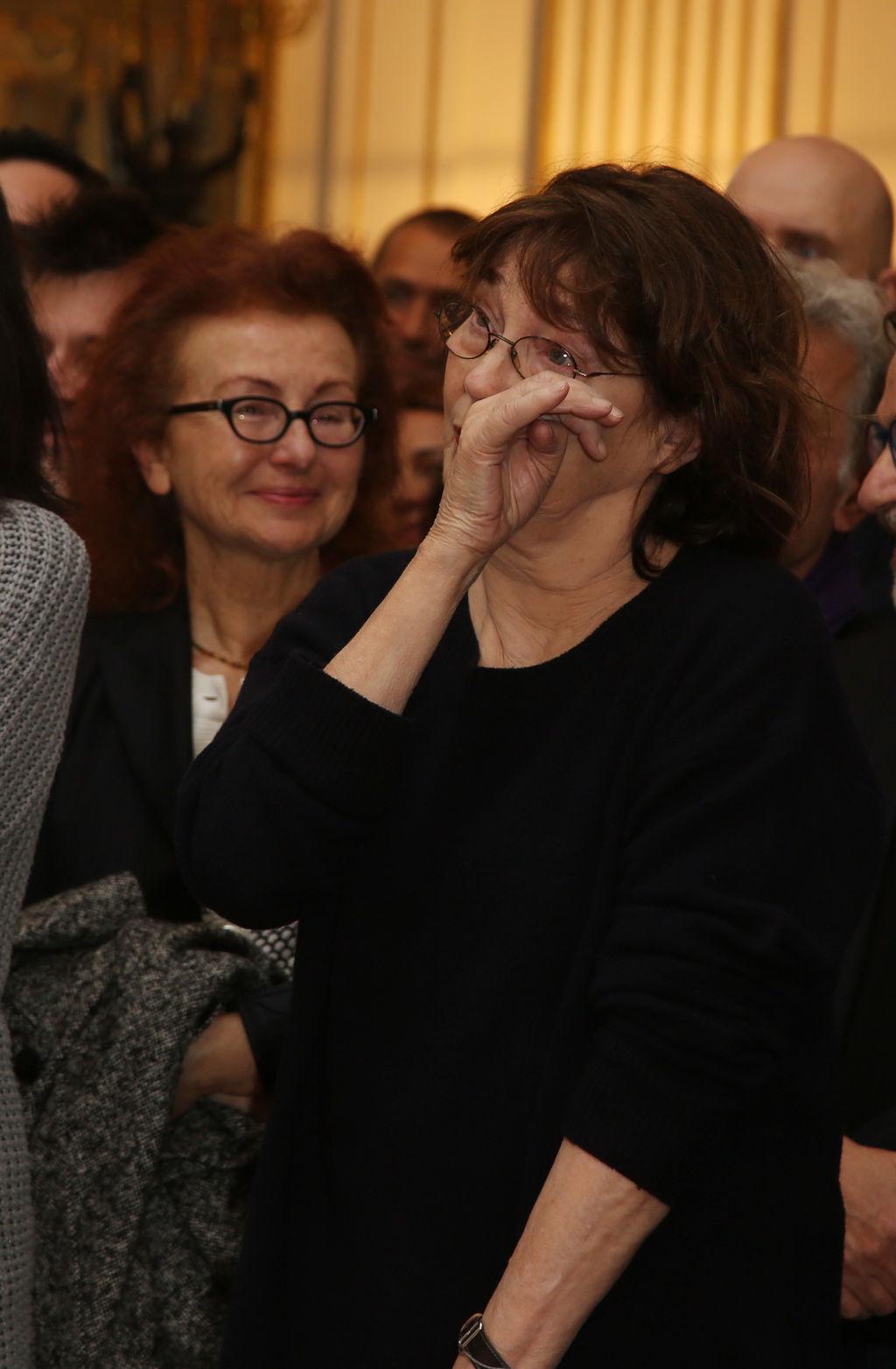 Jane Birkin toujours aussi émue par le souvenir de Serge Gainsbourg