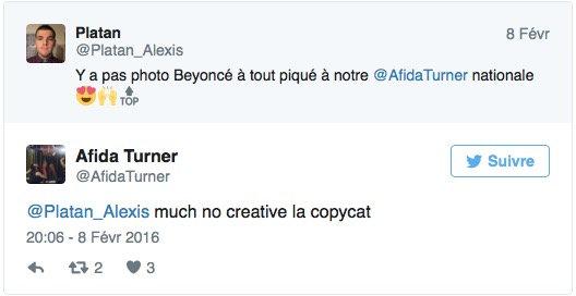 Afida vs Beyonce