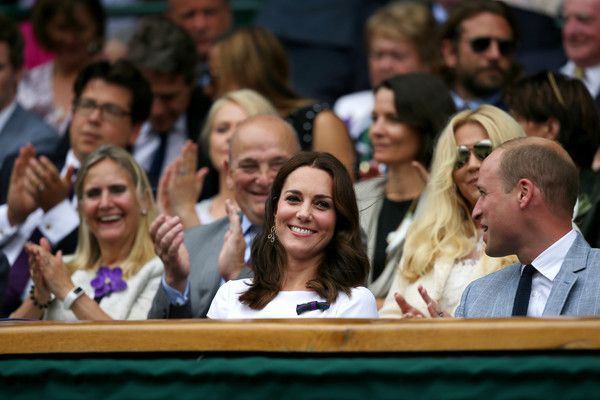 Kate Middleton en robe