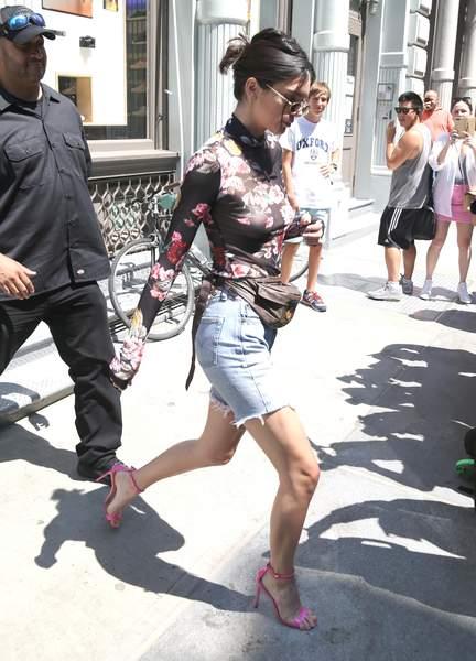 Kendall Jenner toujours plus dévergondée. Où va-t-elle s'arrêter ?