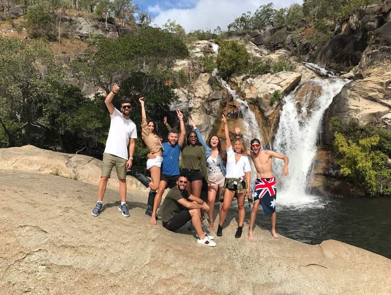 Incroyables aventures de Nabilla et Thomas en Australie : découvrez les premières images de l'aventure !