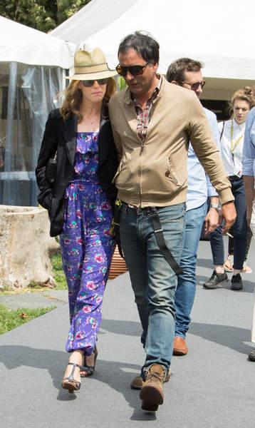 Photos ! Vanessa Paradis et Samuel Benchetrit première sortie officielle du couple !