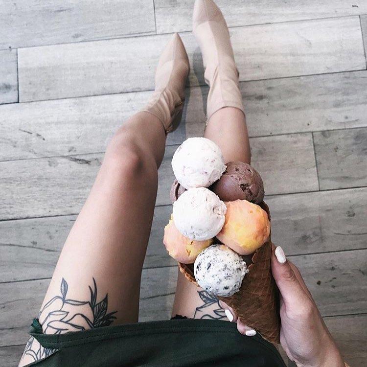 Les bouquets de glace ou les «Ice Cream bouquets» vont vous faire fondre