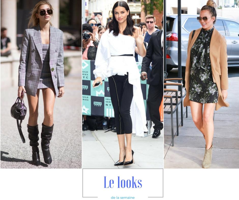 Spotted ! Les meilleurs looks de la semaine ! #13