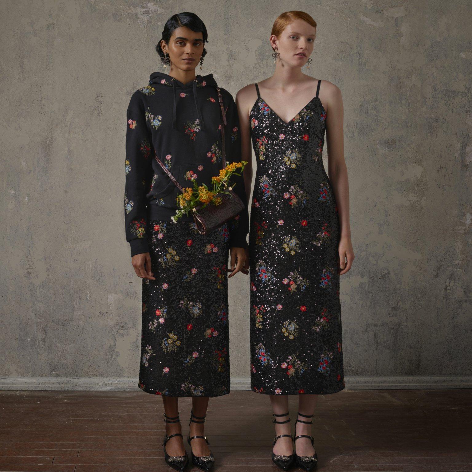 Erdem x H&M : la nouvelle collection tant attendue est là