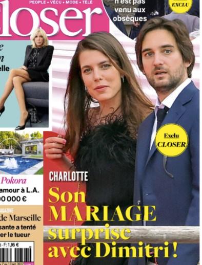 Charlotte Casiraghi amoureuse… et sur le point de se marier ?