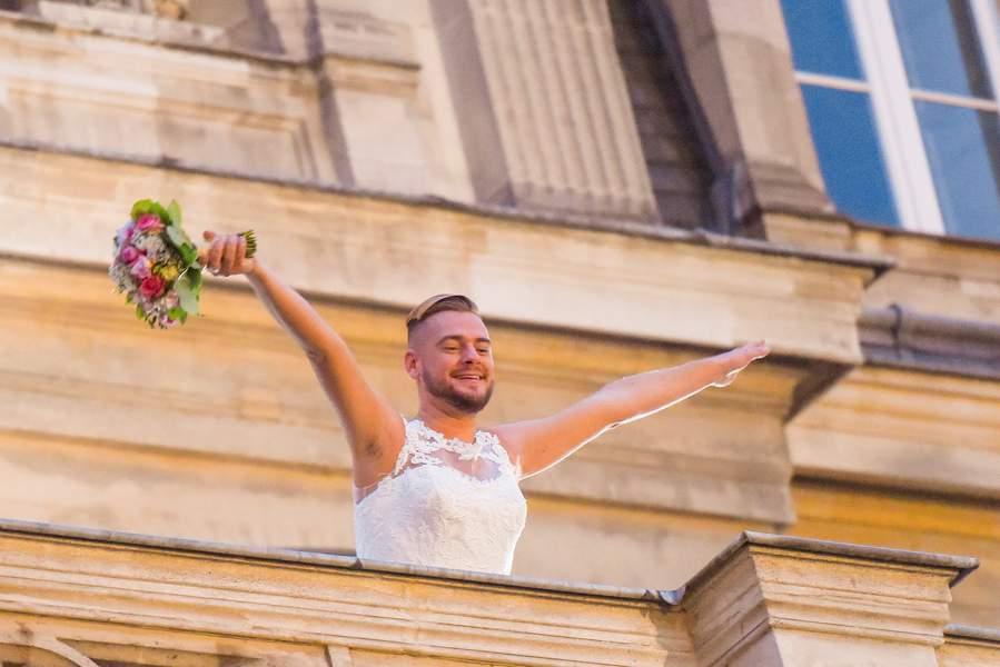 Jeremstar : les première photos de son mariage dévoilées !