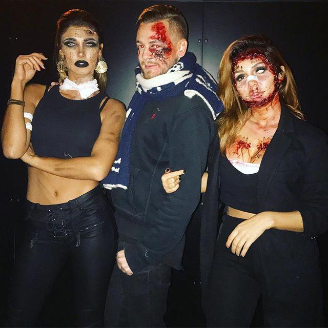 Halloween, les meilleurs costumes des stars !