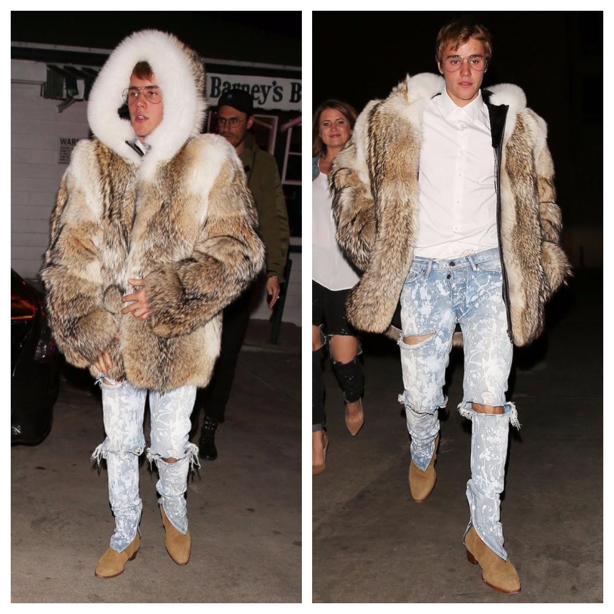 Top 10 des pires looks de Justin Bieber