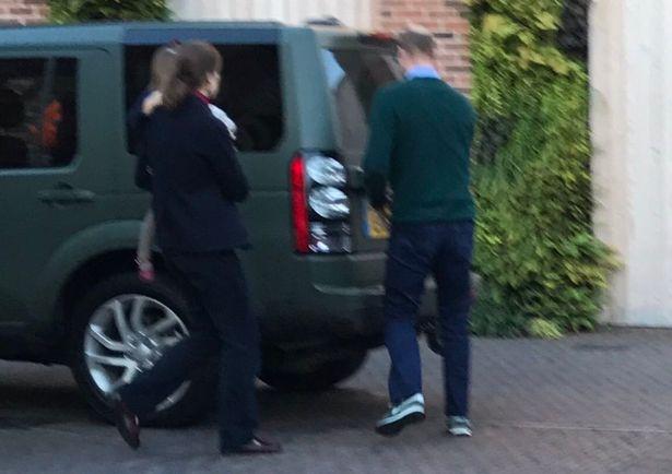 Kate et William, leur escapade secrète avec leurs enfants !