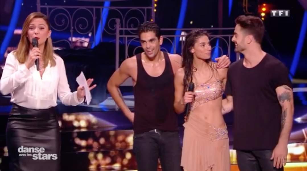 Danse avec les stars : Tatiana Silva mouillée et plus sensuelle que jamais !
