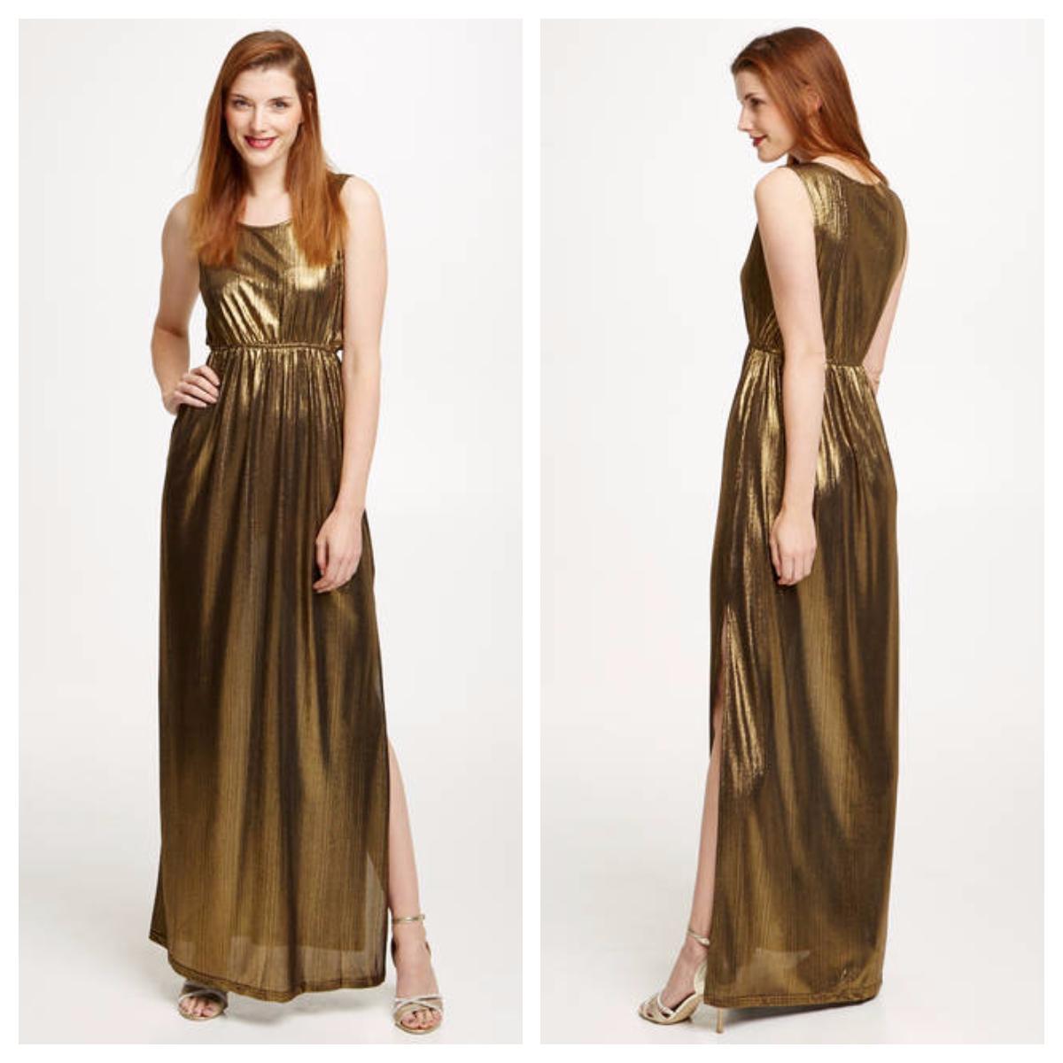 Sublime robe longue de soirée TATI