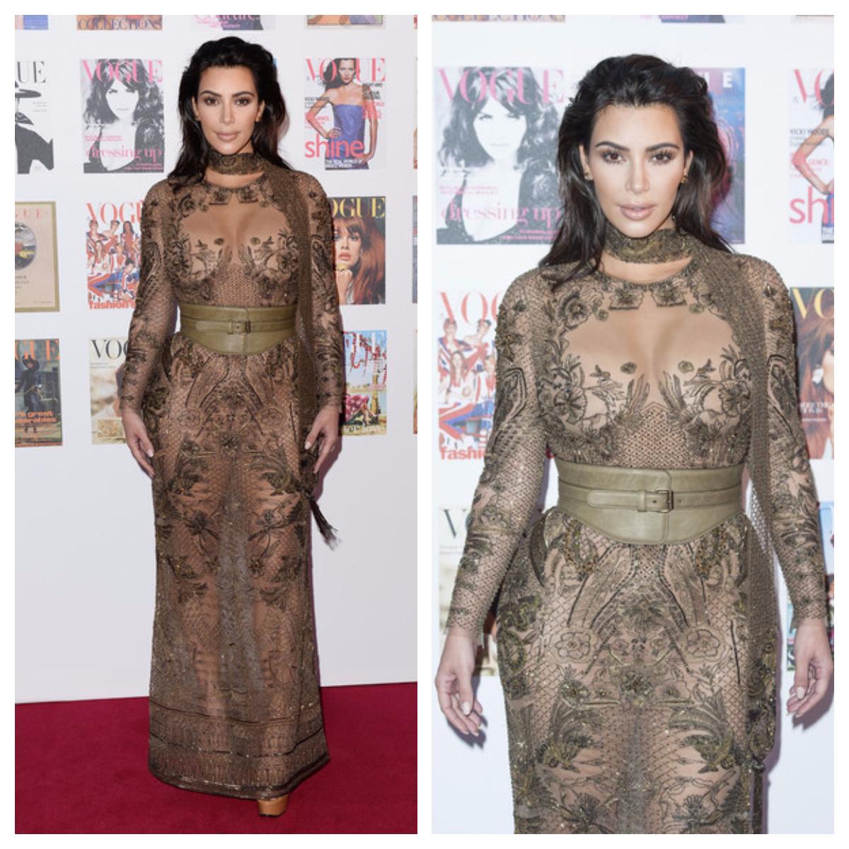 Top 10 des pires looks de Kim Kardashian