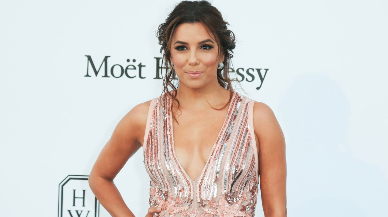 eva longoria enceinte l 39 actrice de 42 ans attend son premier enfant. Black Bedroom Furniture Sets. Home Design Ideas