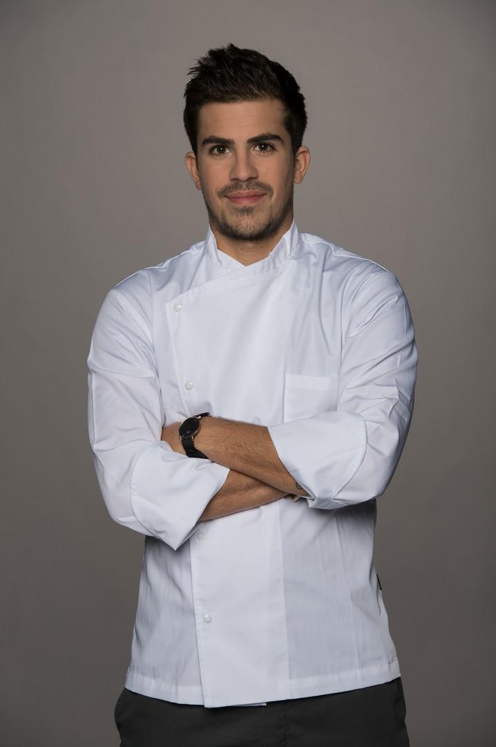 Top Chef 2018 : Victor Mercier