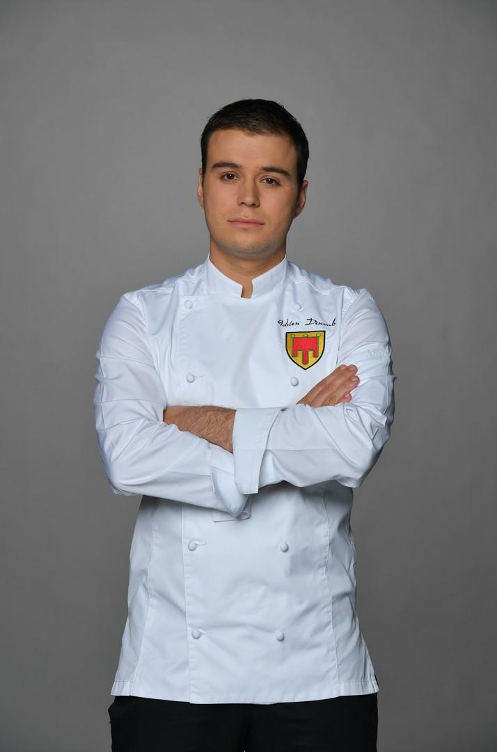 Top Chef 2018 : Adrien Descouls