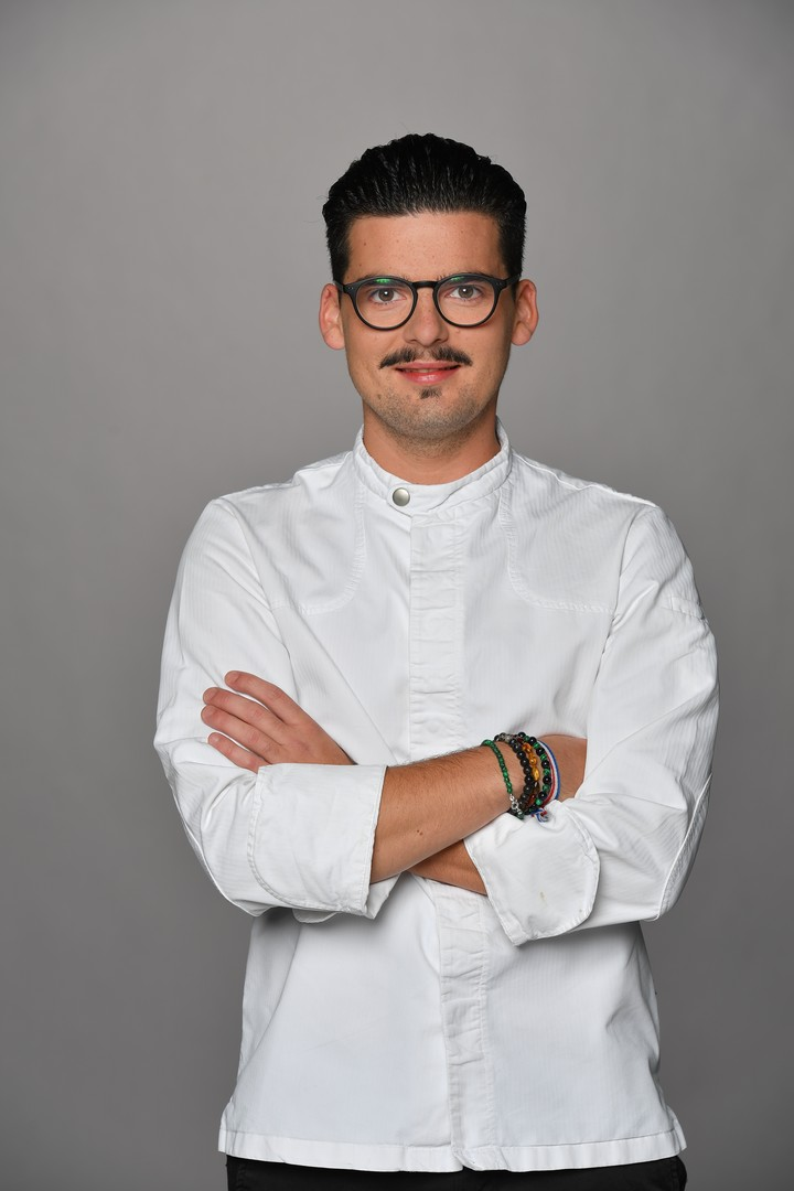 Top Chef 2018 : Camille Delcroix