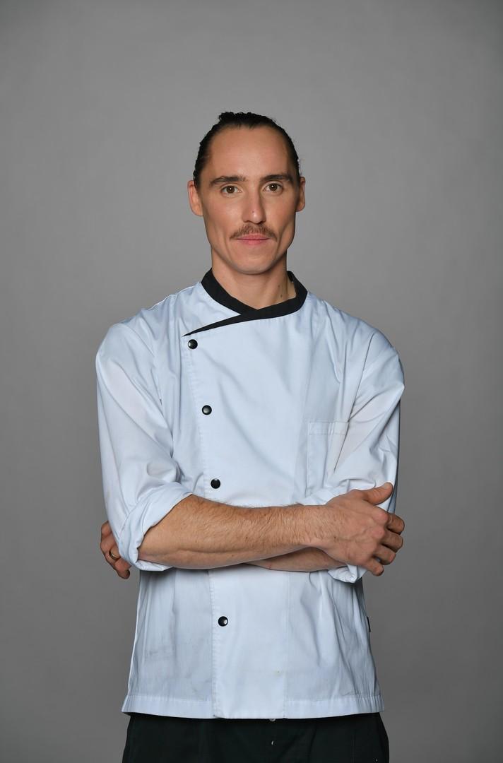 Top Chef 2018 : Frannck Morello