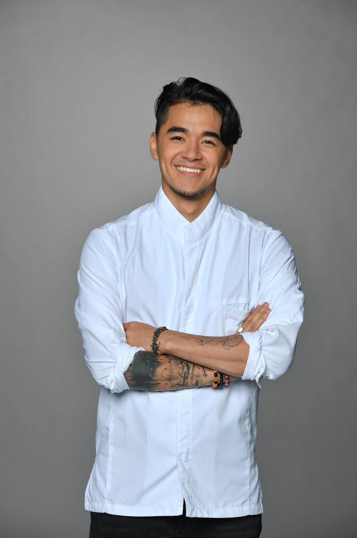 Top Chef 2018 :  Geoffrey Degros