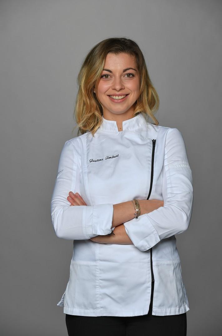 Top Chef 2018 : Justine Imbert