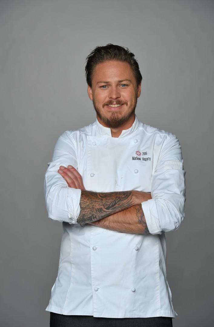 Top Chef 2018 : Matthew Hegarty
