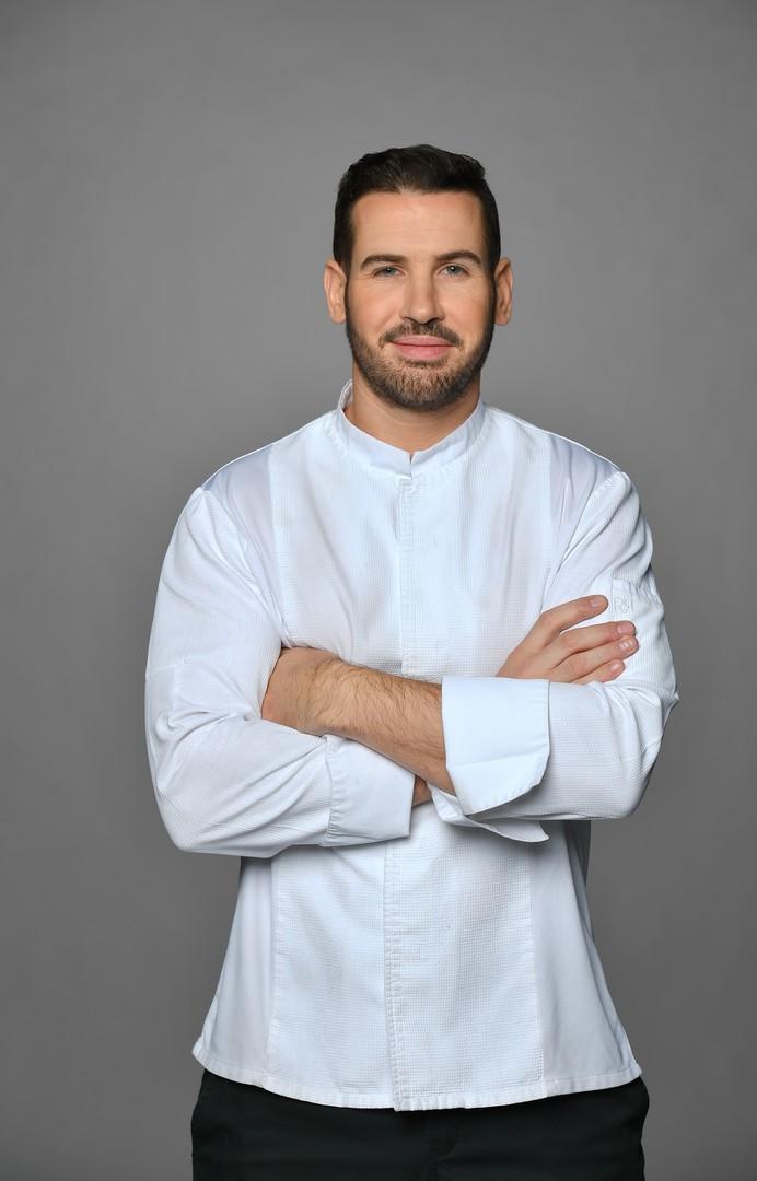Top Chef 2018 : Vincent Crepel