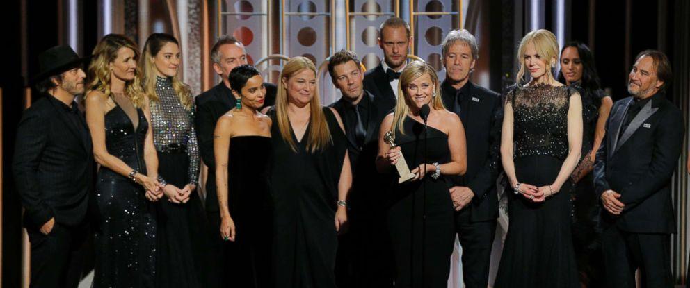 Golden Globes 2018 : Découvrez le palmarès complet de la cérémonie !