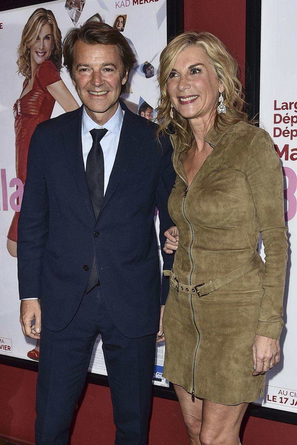 Michèle Laroque fait ses premiers de réalisatrice : François Baroin, son premier soutien !