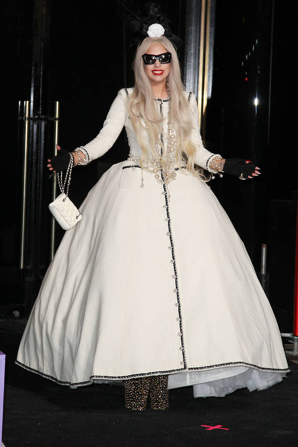 Top 10 des pires looks de Lady Gaga