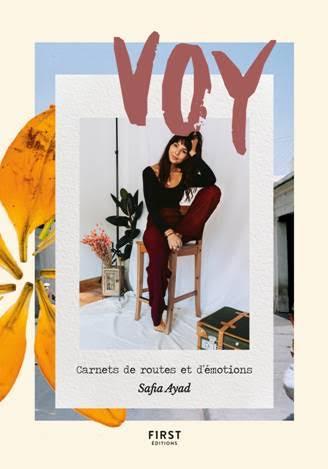 Safia Vendome, star d'Instagram, lance son premier carnet de voyage
